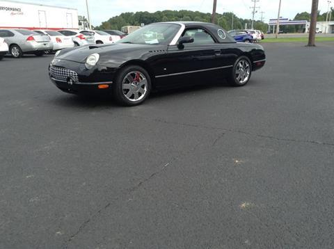 2003 Ford Thunderbird for sale in Trenton, TN