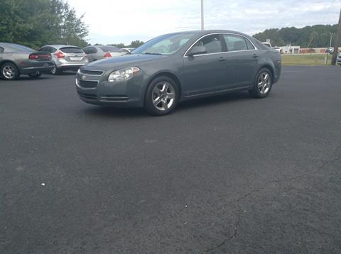 2009 Chevrolet Malibu for sale in Trenton, TN