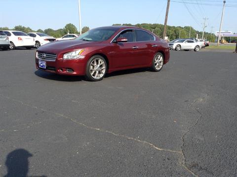 2010 Nissan Maxima for sale in Trenton, TN