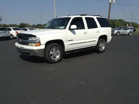 2003 Chevrolet Tahoe for sale in Trenton, TN