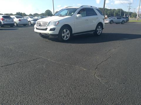 2011 Mercedes-Benz M-Class for sale in Trenton, TN