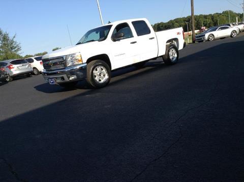 2013 Chevrolet Silverado 1500 for sale in Trenton, TN