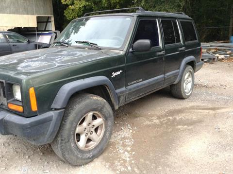 1997 Jeep Cherokee for sale in Trenton, TN