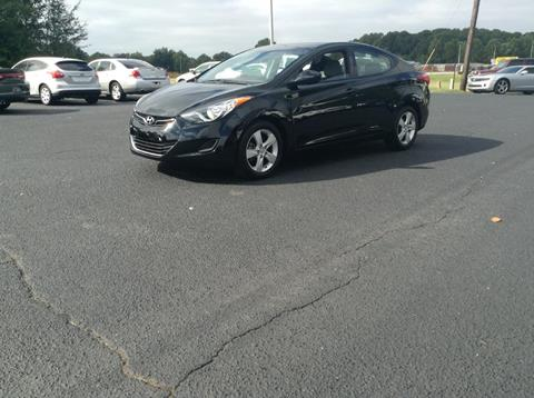 2013 Hyundai Elantra for sale in Trenton, TN
