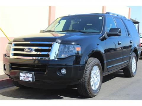 2014 Ford Expedition for sale in Visalia, CA