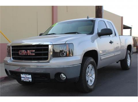 2007 GMC Sierra 1500 for sale in Visalia CA