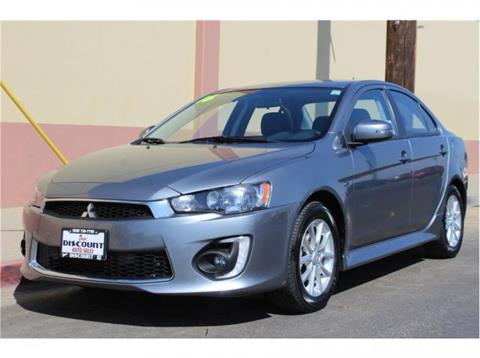 2016 Mitsubishi Lancer for sale in Visalia CA