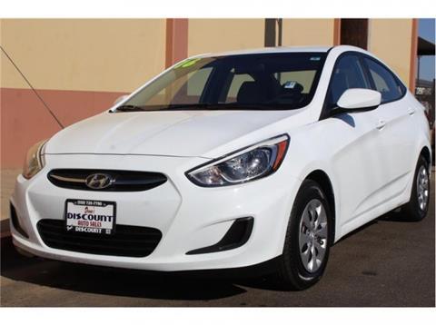2016 Hyundai Accent for sale in Visalia CA