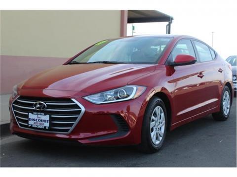 2017 Hyundai Elantra for sale in Visalia, CA