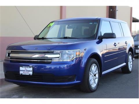 2014 Ford Flex for sale in Visalia CA