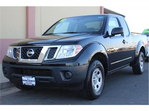 2011 Nissan Frontier for sale in Visalia CA