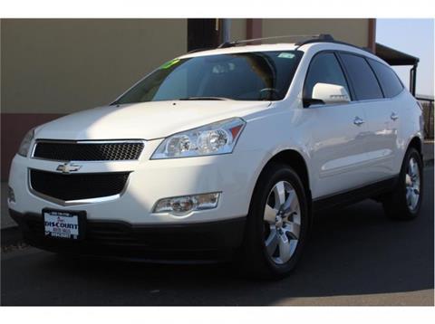 2012 Chevrolet Traverse for sale in Visalia, CA