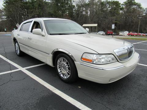 2006 Lincoln Town Car For Sale In Vicksburg Ms Carsforsale Com