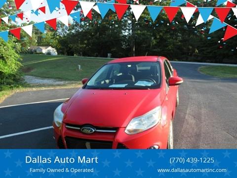 2012 Ford Focus for sale in Dallas, GA
