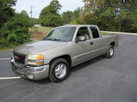 2003 GMC Sierra 1500 for sale in Dallas, GA