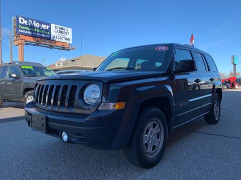 used jeep patriot for sale - carsforsale®