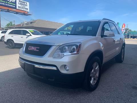 Gmc Acadia For Sale In Boise Id Boise Motorz