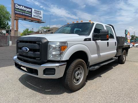 2011 Ford F-350 Super Duty for sale in Boise, ID