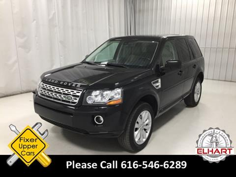 2013 Land Rover LR2 for sale in Holland, MI