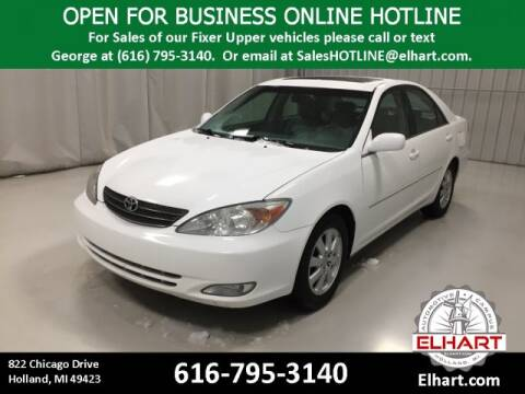 2004 Toyota Camry for sale at Elhart in Holland MI