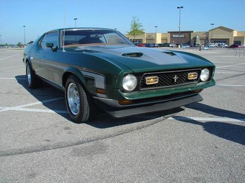 1972 Ford Mustang for sale in Goddard, KS