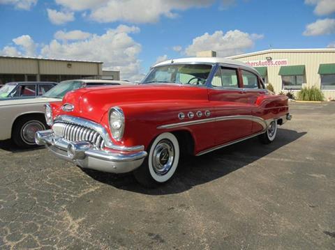 1953 Buick Roadmaster for sale in Goddard, KS