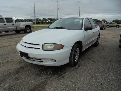 2004 Chevrolet Cavalier for sale in Goddard, KS