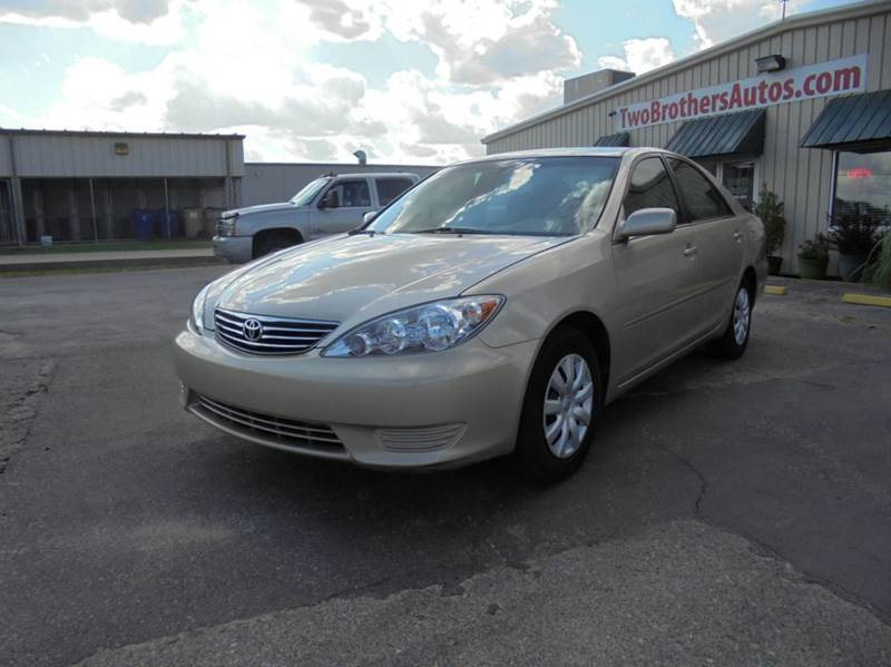 2005 Toyota Camry for sale at D & P Sales LLC in Wichita KS
