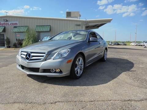 2010 Mercedes-Benz E-Class for sale in Goddard, KS