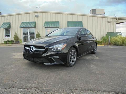 2014 Mercedes-Benz CLA for sale in Goddard, KS