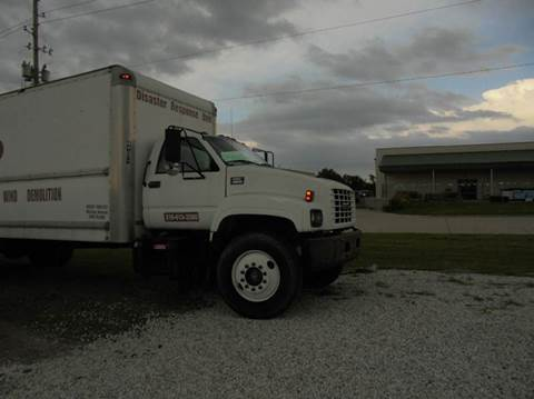 2002 GMC TOPKICK for sale at D & P Sales LLC in Wichita KS