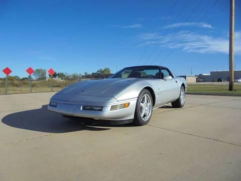 1996 Chevrolet Corvette for sale in Goddard, KS