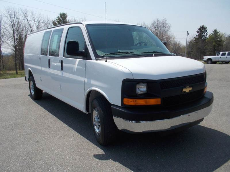 2015 Chevrolet Express Cargo 2500 3dr Extended Cargo Van w/1WT - Hermon ME