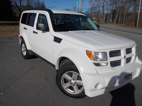 2010 Dodge Nitro for sale in Hermon, ME