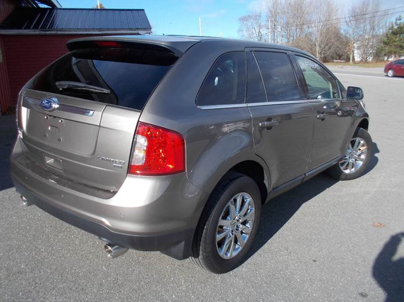 2013 Ford Edge Limited AWD 4dr SUV - Hermon ME