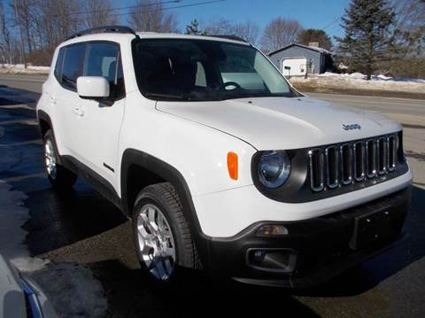 2015 Jeep Renegade for sale in Hermon, ME
