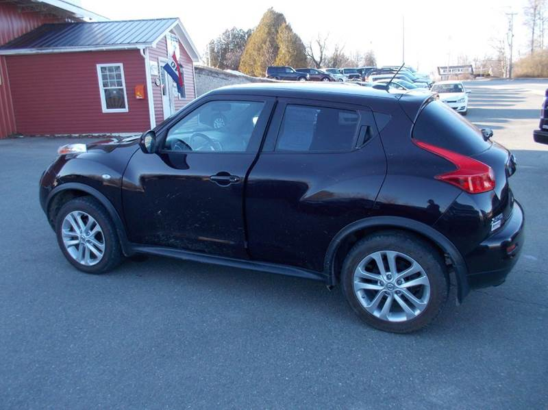 2014 Nissan JUKE AWD SV 4dr Crossover - Hermon ME