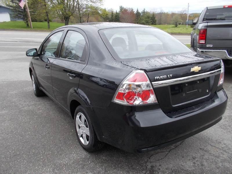 2011 Chevrolet Aveo LS 4dr Sedan - Hermon ME