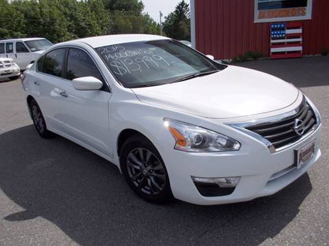 2015 Nissan Altima for sale in Hermon, ME