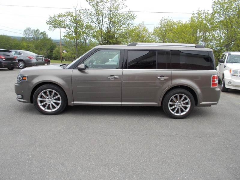 2014 Ford Flex AWD Limited 4dr Crossover - Hermon ME