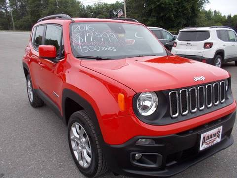 2016 Jeep Renegade for sale in Hermon, ME
