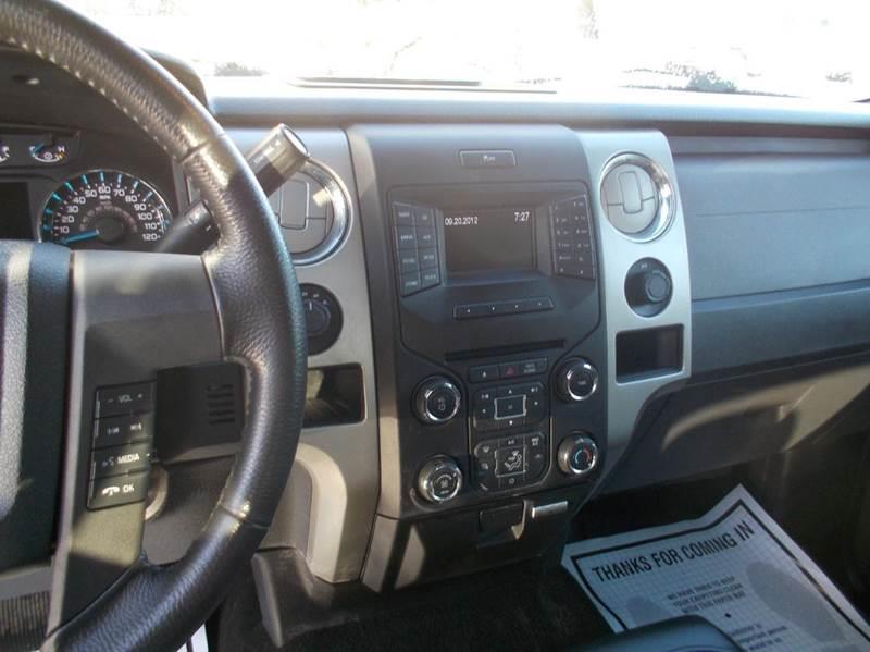2013 Ford F-150 XLT 4x4 4dr SuperCrew Styleside 5.5 ft. SB - Hermon ME