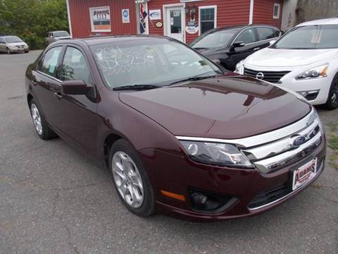 2011 Ford Fusion for sale in Hermon, ME