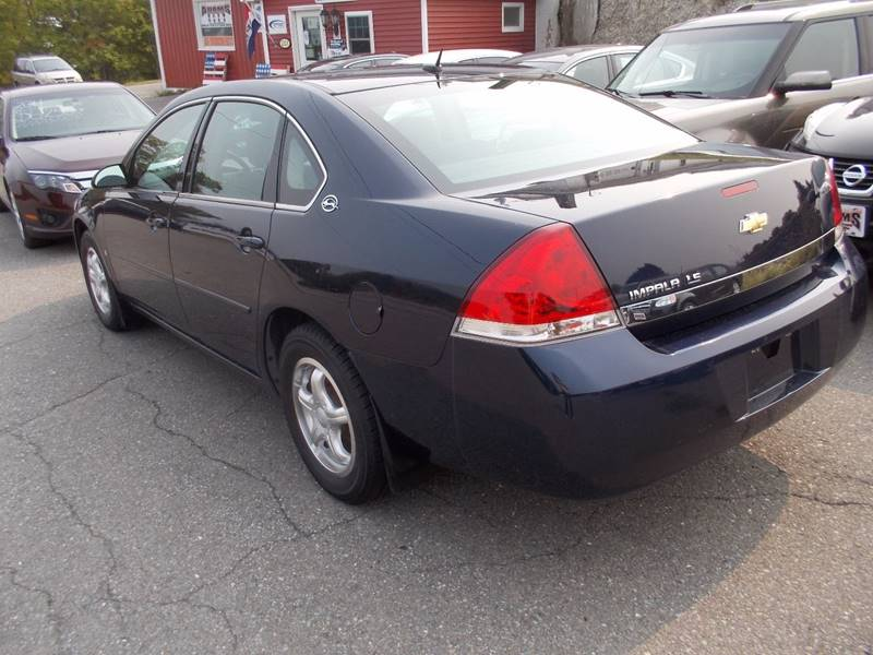 2007 Chevrolet Impala LS 4dr Sedan - Hermon ME