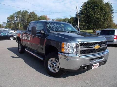 2013 Chevrolet Silverado 2500HD for sale in Hermon, ME