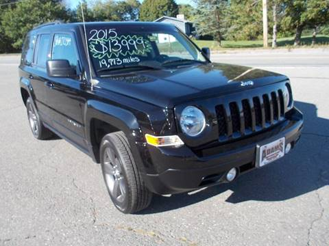 2015 Jeep Patriot for sale in Hermon, ME