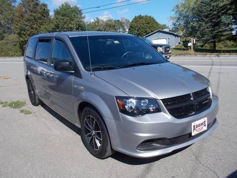 2015 Dodge Grand Caravan for sale in Hermon, ME