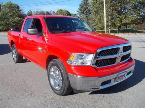 2015 RAM Ram Pickup 1500 for sale in Hermon, ME