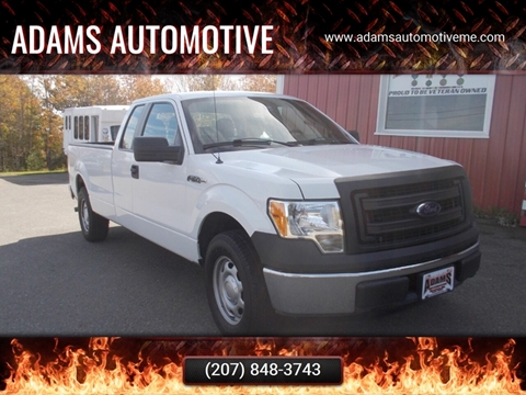 2014 Ford F-150 for sale in Hermon, ME