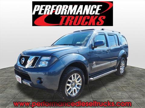 2008 Nissan Pathfinder for sale in New Waterford, OH